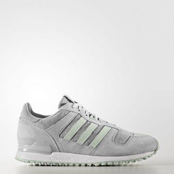 Adidas Zx 700 Femme Medium Grey Heather/Linen Gree...