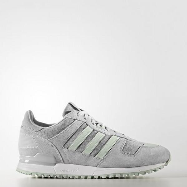 Adidas Zx 700 Femme Medium Grey Heather/Linen Gree...