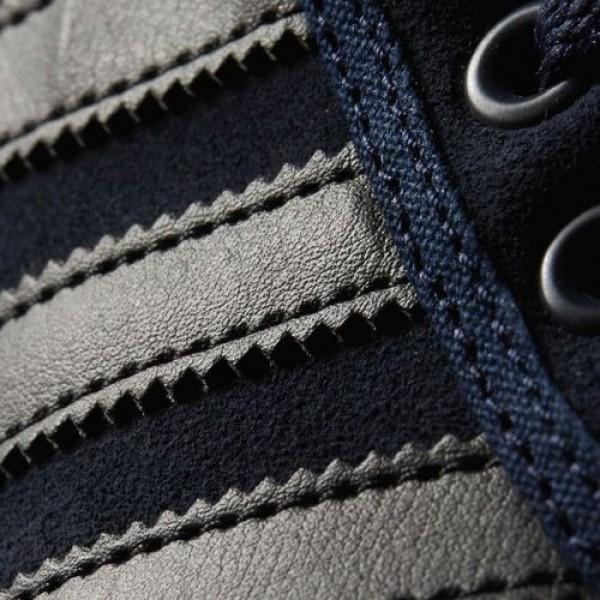 Adidas Adiease Homme Collegiate Navy/Core Black/Footwear White Originals Chaussures NO: BB8474