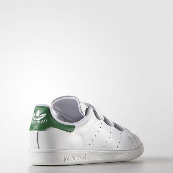 Adidas Stan Smith Homme Footwear White/Green Originals Chaussures NO: S75187