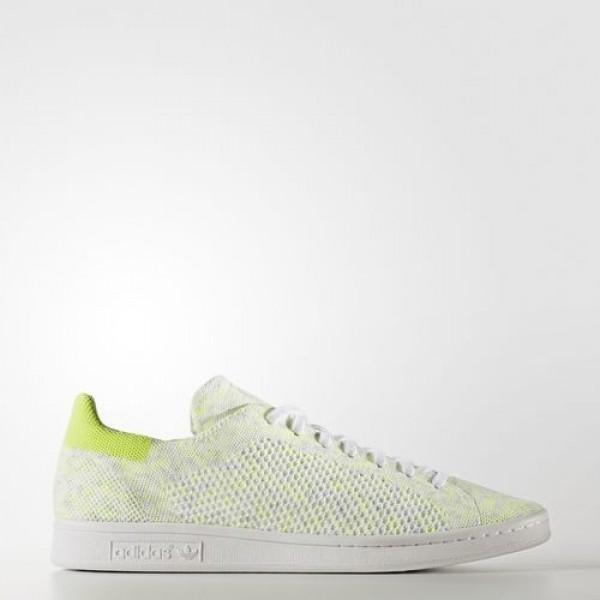 Adidas Stan Smith Primeknit Homme Footwear White/S...