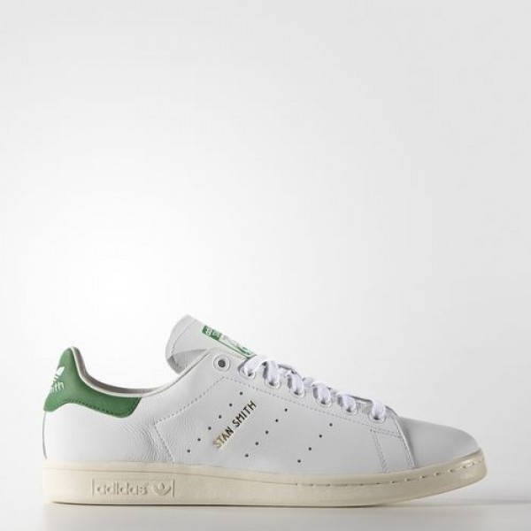 Adidas Stan Smith Femme Footwear White/Green Origi...