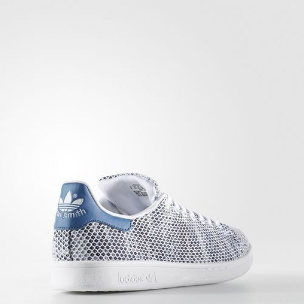 Adidas Stan Smith Homme Footwear White/Core Blue Originals Chaussures NO: S82251
