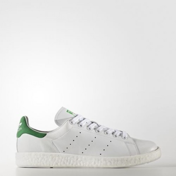 Adidas Stan Smith Boost Homme Footwear White/Green...