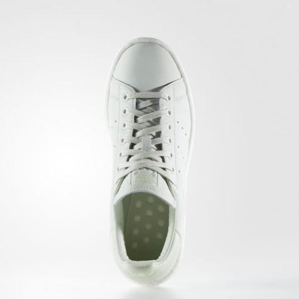 Adidas Stan Smith Boost Homme Linen Green Originals Chaussures NO: BA7435