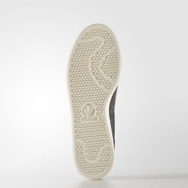 Adidas Stan Smith Femme Utility Black/Off White Originals Chaussures NO: S82249