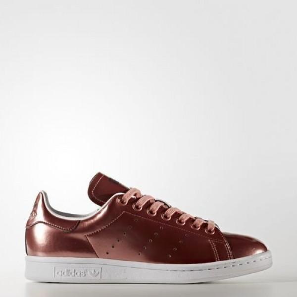 Adidas Stan Smith Femme Copper Metallic/Footwear White Originals Chaussures NO: CG3678