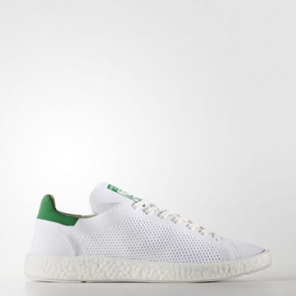 Adidas Stan Smith Boost Primeknit Homme Footwear W...