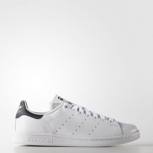 Adidas Stan Smith Homme Core White/Dark Blue Origi...
