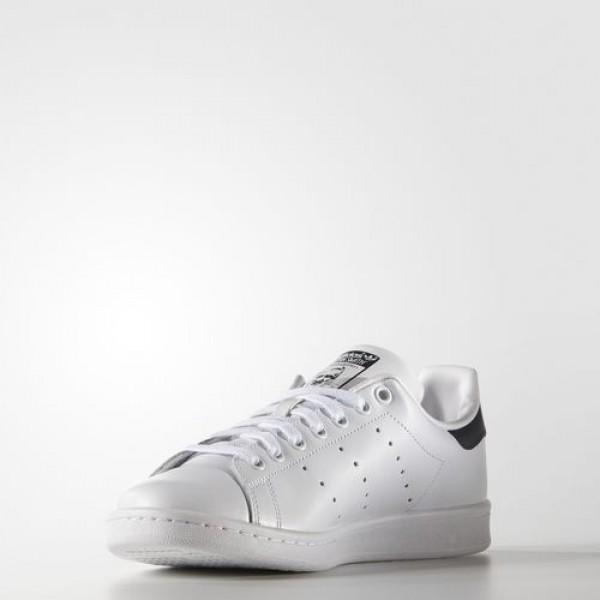 Adidas Stan Smith Homme Core White/Dark Blue Originals Chaussures NO: M20325
