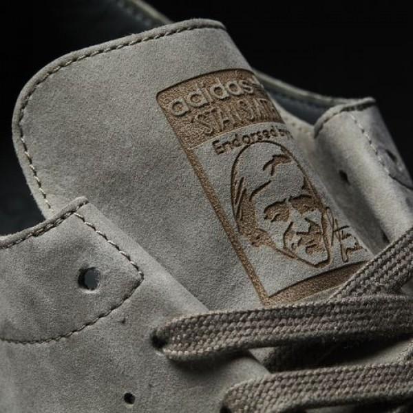 Adidas Stan Smith Femme Trace Cargo/Off White Originals Chaussures NO: BB0007