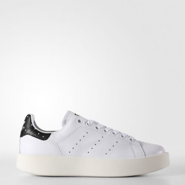 Adidas Stan Smith Bold Femme Footwear White/Core B...
