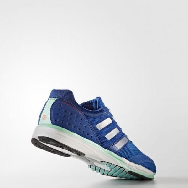 Adidas Adizero Takumi Ren 3 Homme Blue/Silver Metallic/Collegiate Royal Running Chaussures NO: BB5689