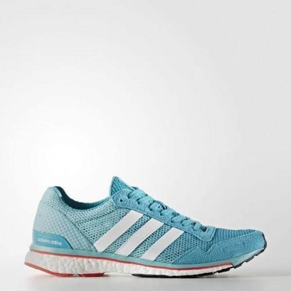 Adidas Adizero Adios 3 Femme Energy Blue/Footwear ...